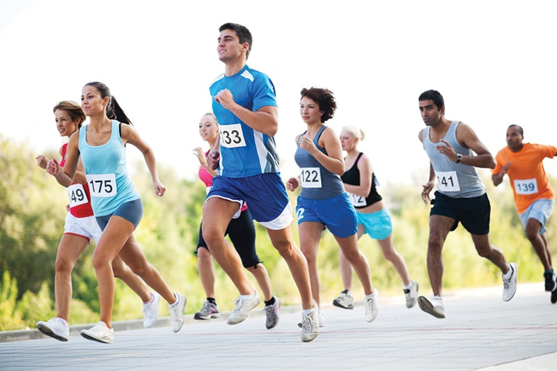 Dental care and athletic performance