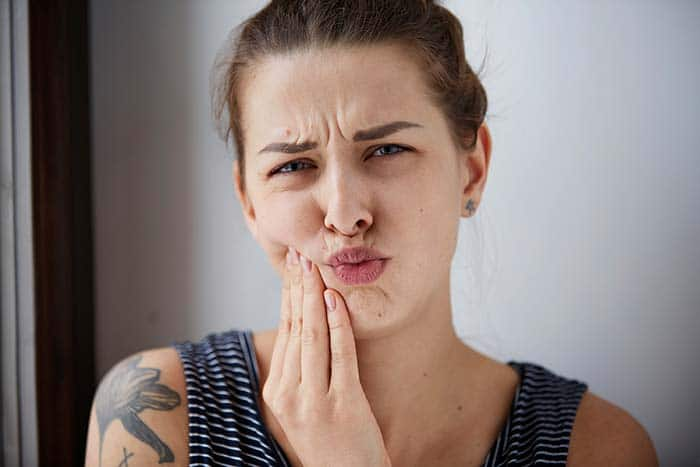 Toothache, causes and prevention