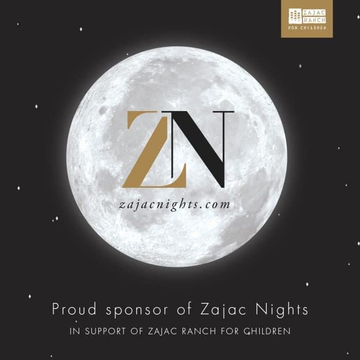 Proud Sponsor of Zajac Nights