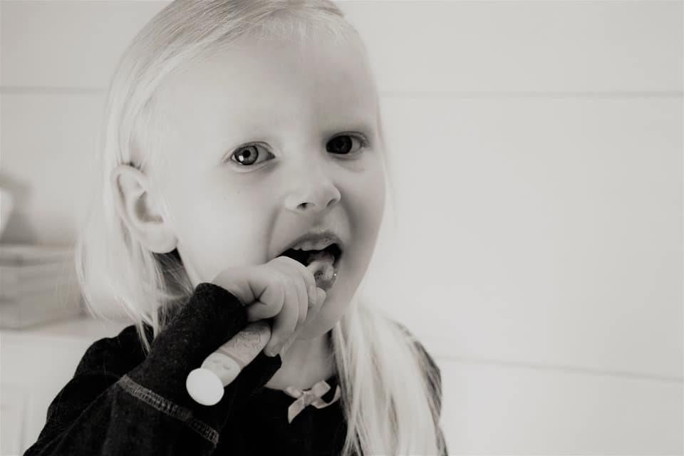 Helping Your Child Learn Self Dental Care