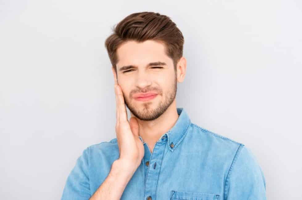 dental fillings soreness
