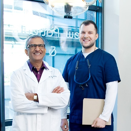 Our north vancouver dentist team