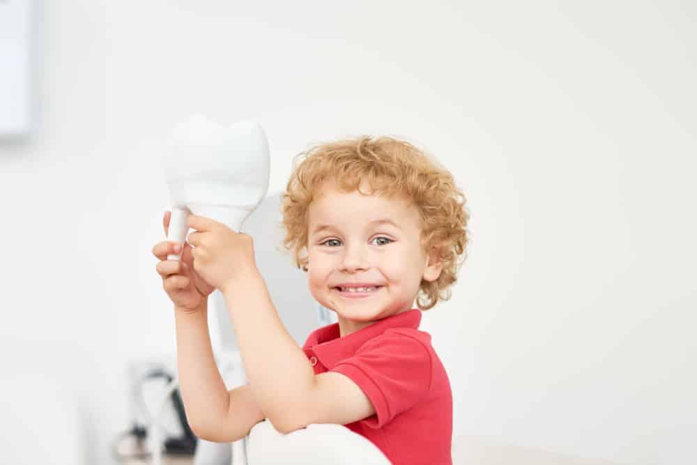 toddler dental tips