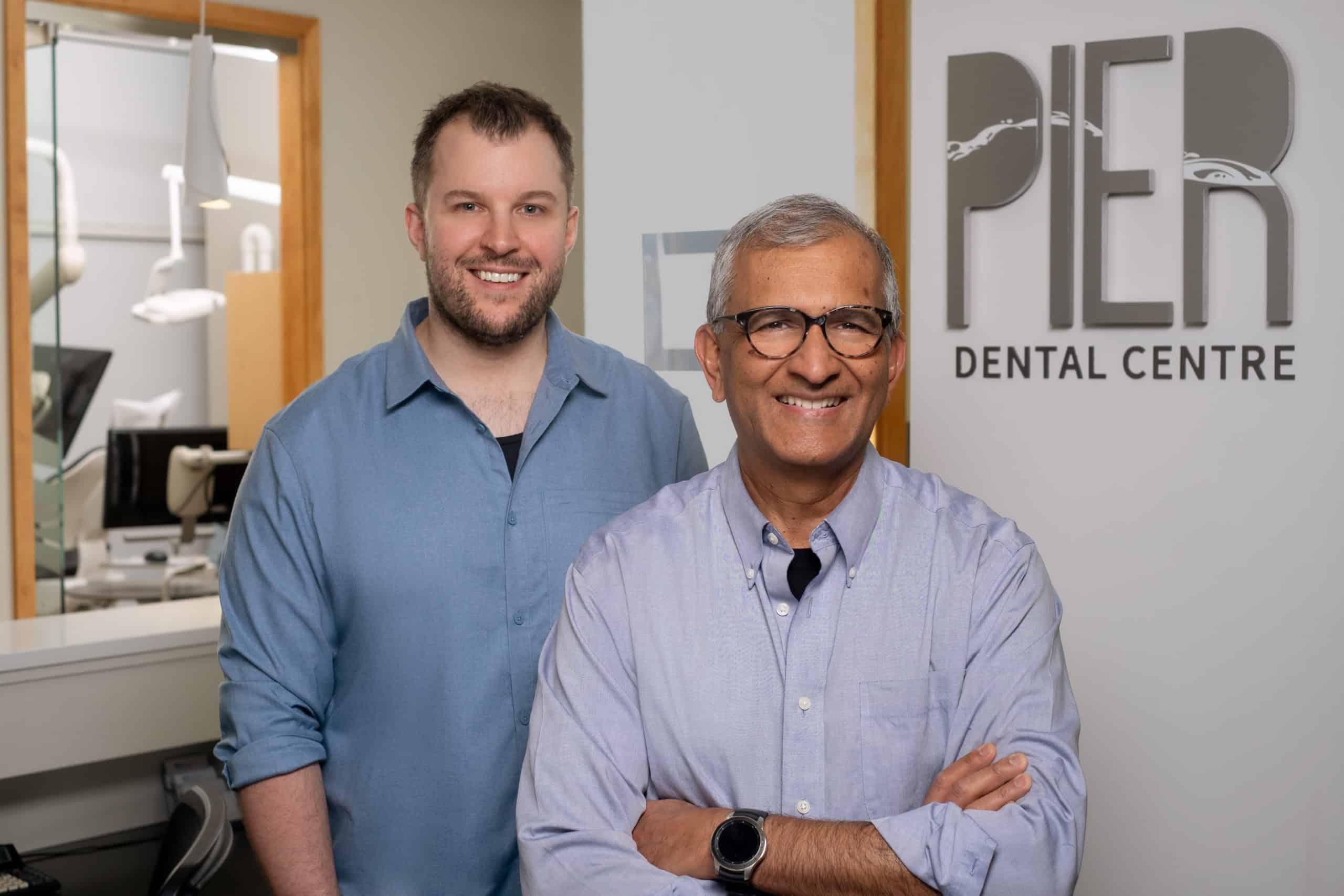 Expert local dentist kherani cegielski