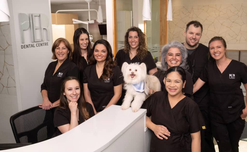 pier dental team north vancouver dentist
