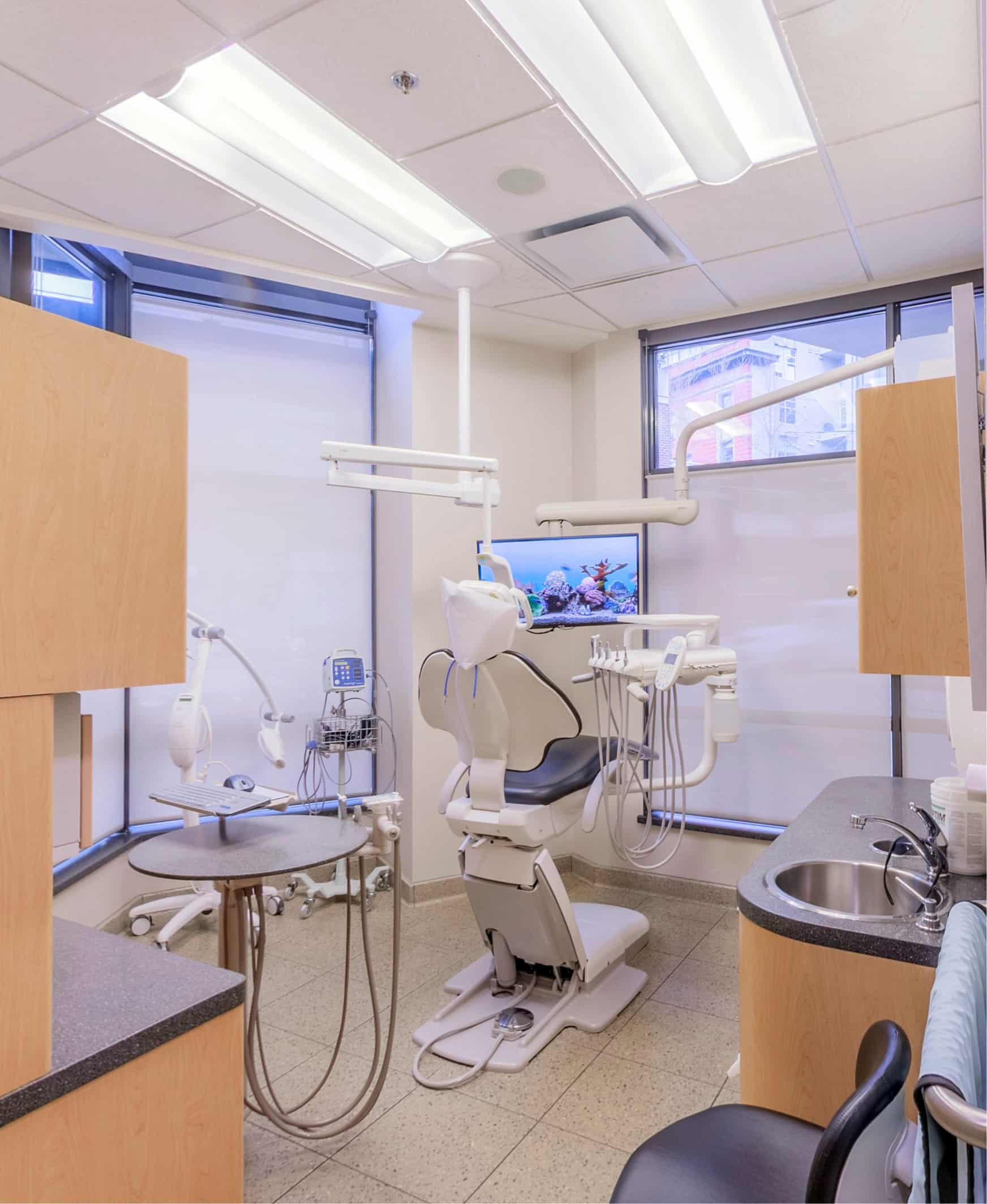 pier dental centre operatory