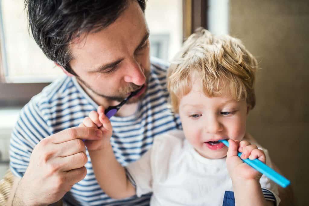 is milk bad for toddlers teeth