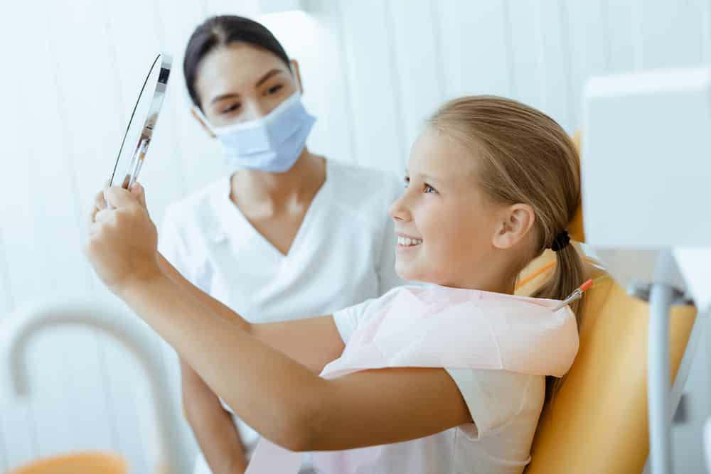 when to see an orthodontist for the first time